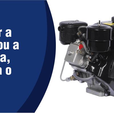 Gerador a Diesel ou a Gasolina, escolha o melhor